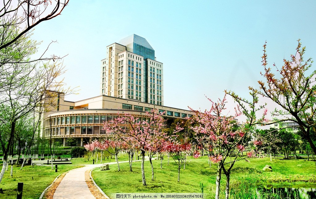 设计图库 自然景观 自然风景  江南大学 江南大学风景 江大风景 江大
