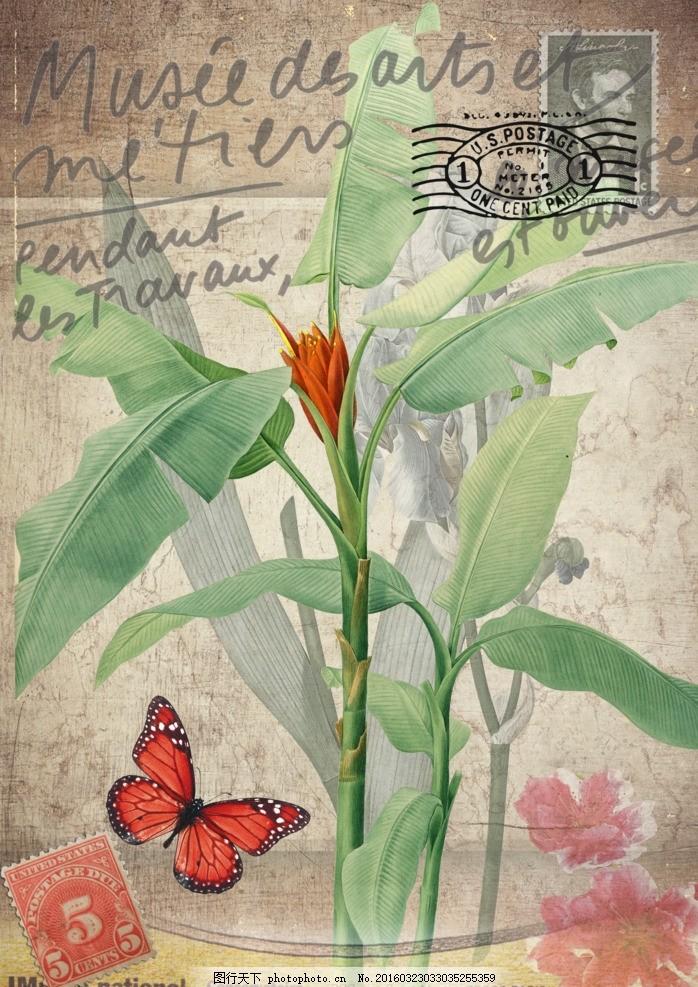 花卉装饰画 玉兰 花型 欧式挂画 欧式装饰画 三联画 卧室 屏风