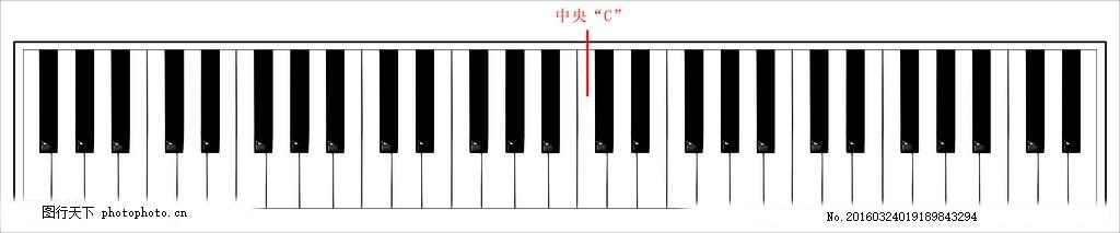 钢琴模拟键盘图片