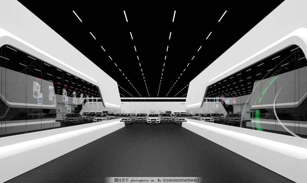 展厅 舞台 万达 汽车发布会 汽车 发布会 新车发布 奥迪 大众 奠基