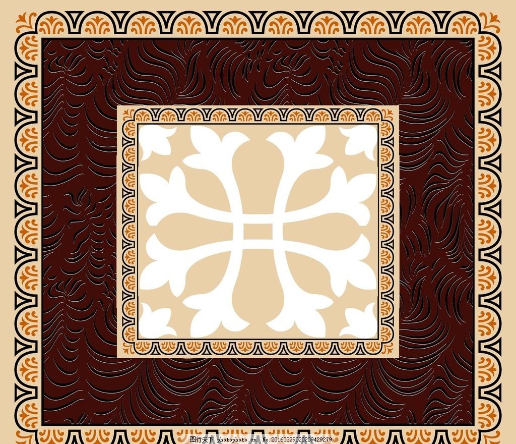 地毯 式 墙面背景 欧花 硅藻泥 硅藻泥图案 背景墙 背景墙图案