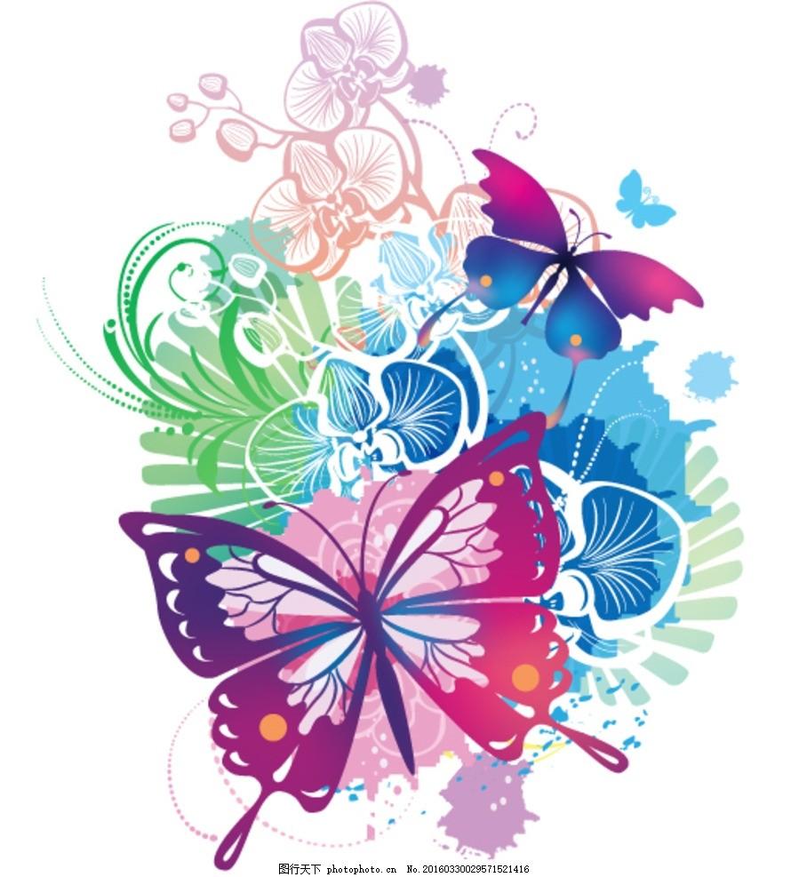 love 情人节 绘画 喷绘 彩绘 情人七夕节 花朵底纹 花朵底纹 设计