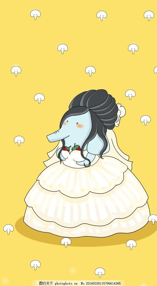 贝鼻母婴原创壁纸 疯狂动物城 漫画 动漫动画 动漫人物