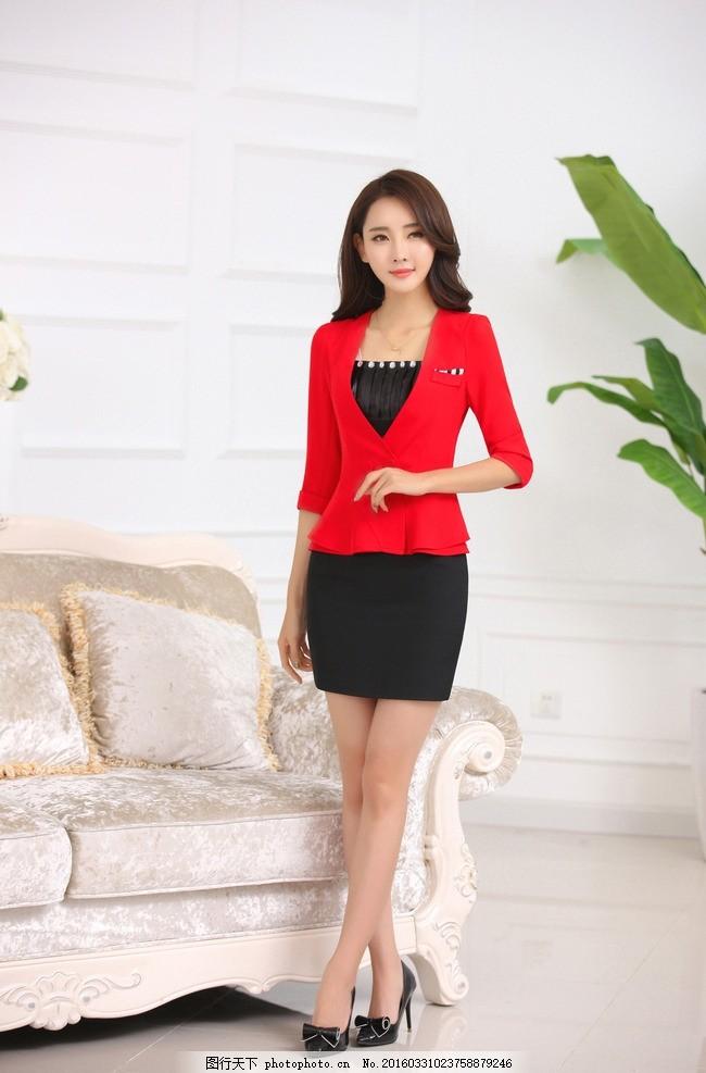 韩国模特 服装模特