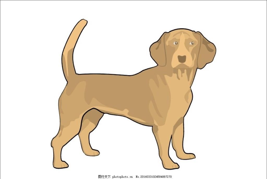 萌狗 狗素材 动物 藏獒 dog 家狗 草狗 看门狗 土狗 癞皮狗 卡通狗